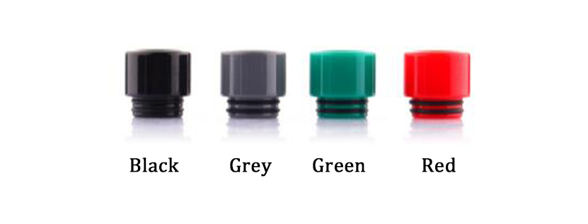 Hellvape Fat Rabbit AG+ Resin Drip Tip All Colors