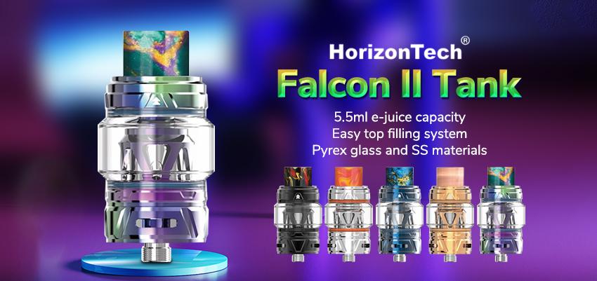 Horizon Falcon II Tank Banner