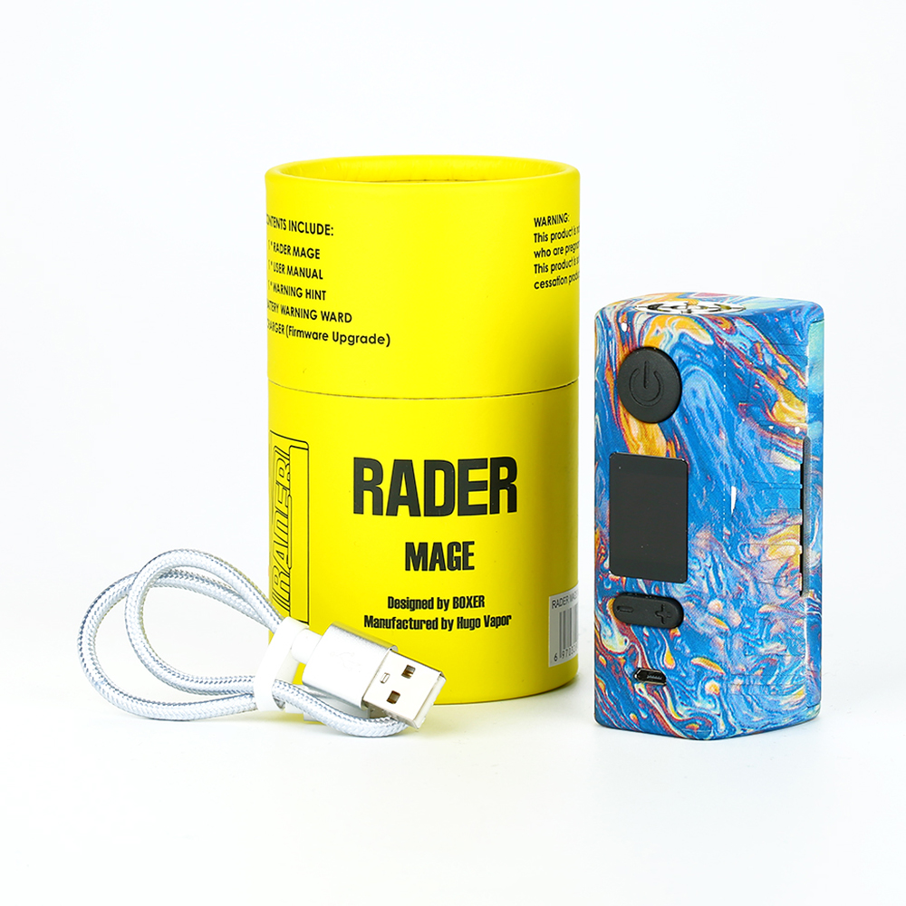Rader Mage 218W Mod Real Shot