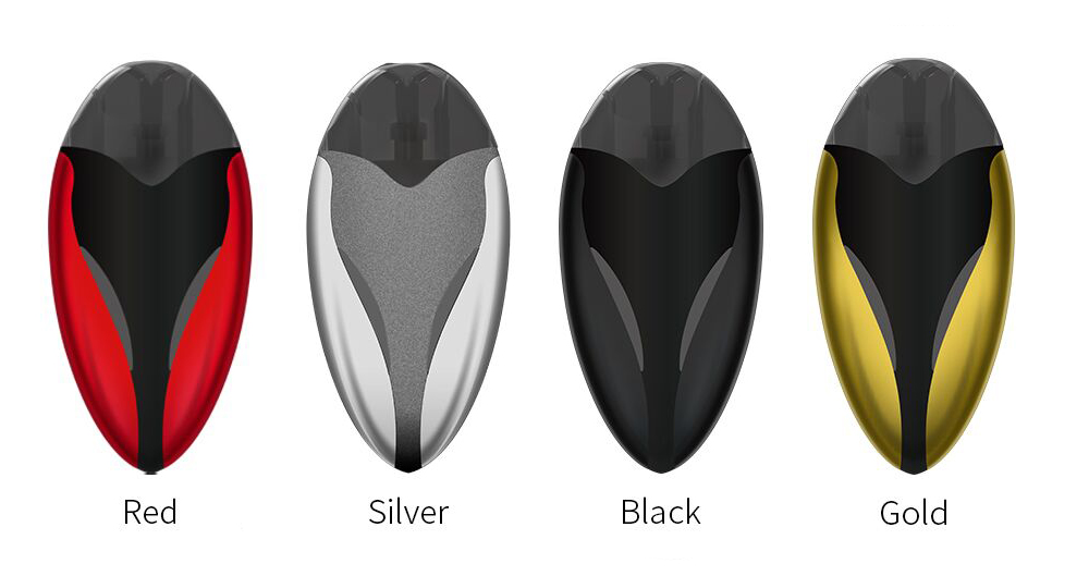 Hunter Pod Kit Colors