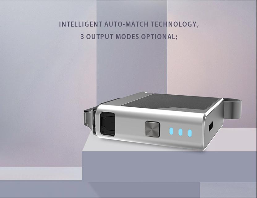 IJOY Aria Pod Vape Kit 3 Modes