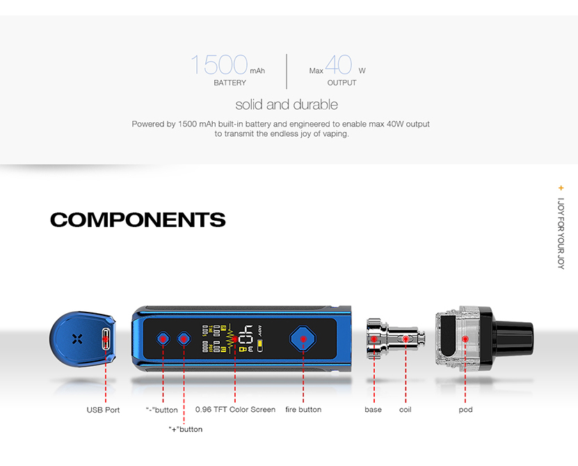 Captain 1500 Pod Mod Kit Component