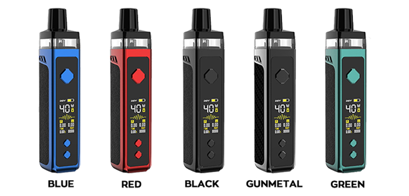 IJOY Captain 1500 Kit Full Colors