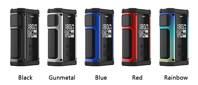 IJOY Captain 2 Mod Colors