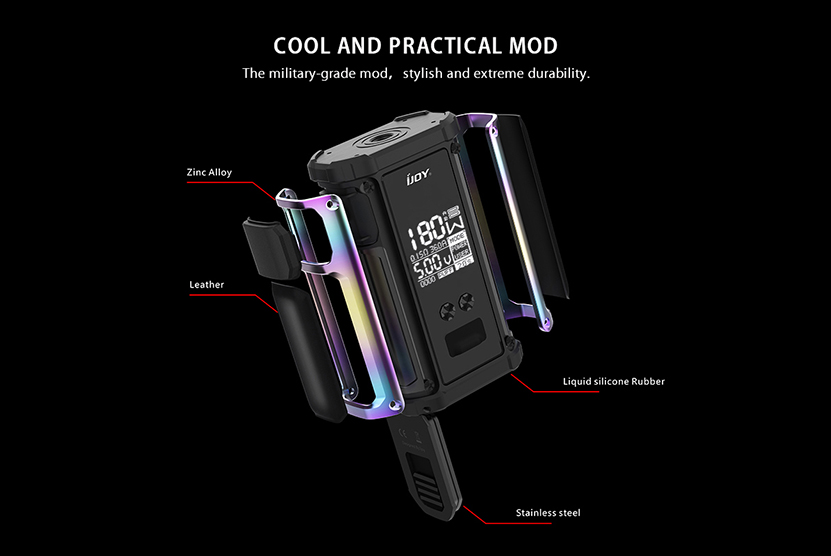 IJOY Captain 2 Mod Feature 3