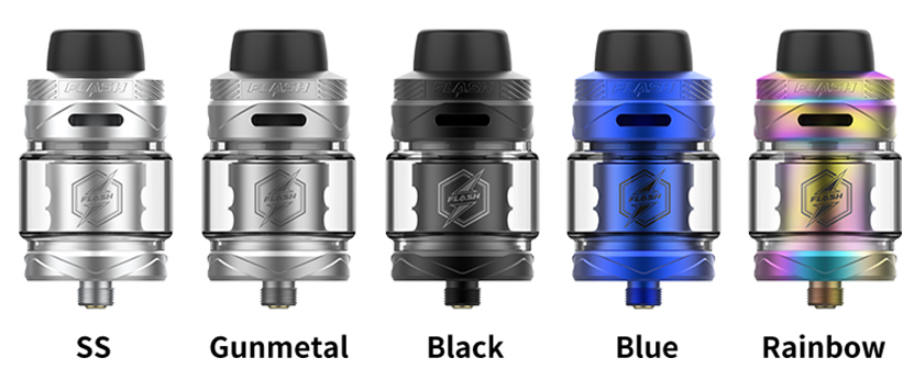 IJOY Flash Sub Ohm Tank Full Colors
