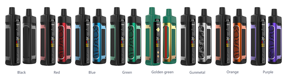 IJOY Jupiter Vape Kit Colors