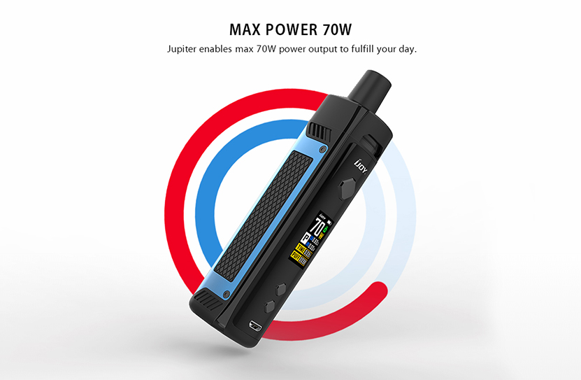 IJOY Jupiter Kit Feature 6