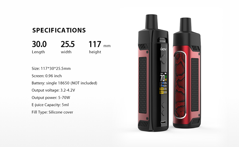 IJOY Jupiter Kit Feature 8