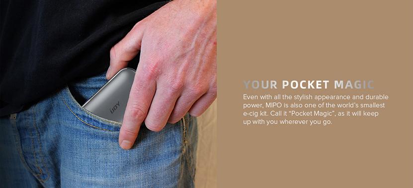 IJOY Mipo Pod Vape Kit Portable