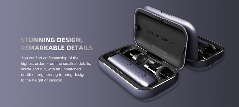 IJOY Mipo Pod Vape Kit Stunning Design