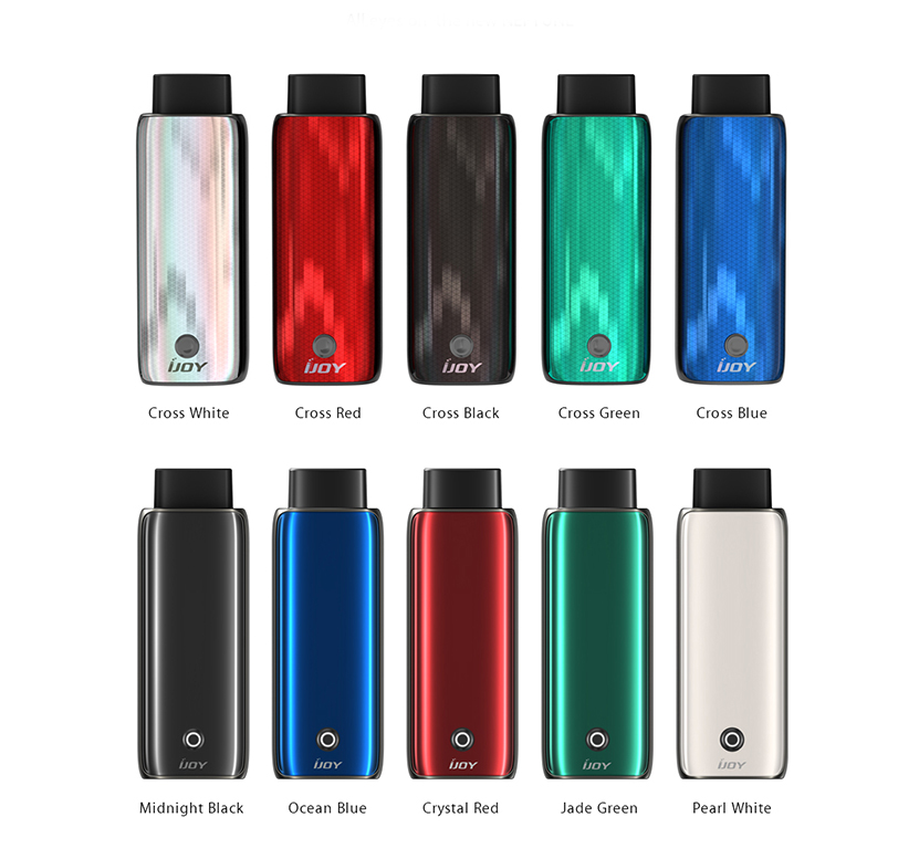 IJOY Neptune Kit Colors