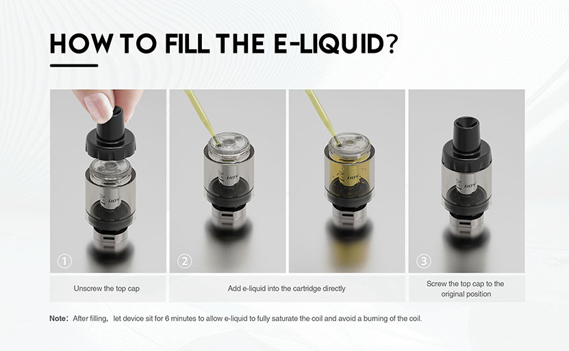 IJOY PikGo Kit Feature 4