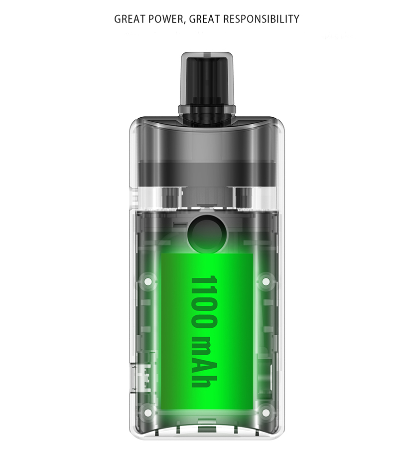 IJOY Saturn Pod Vape Kit Battery