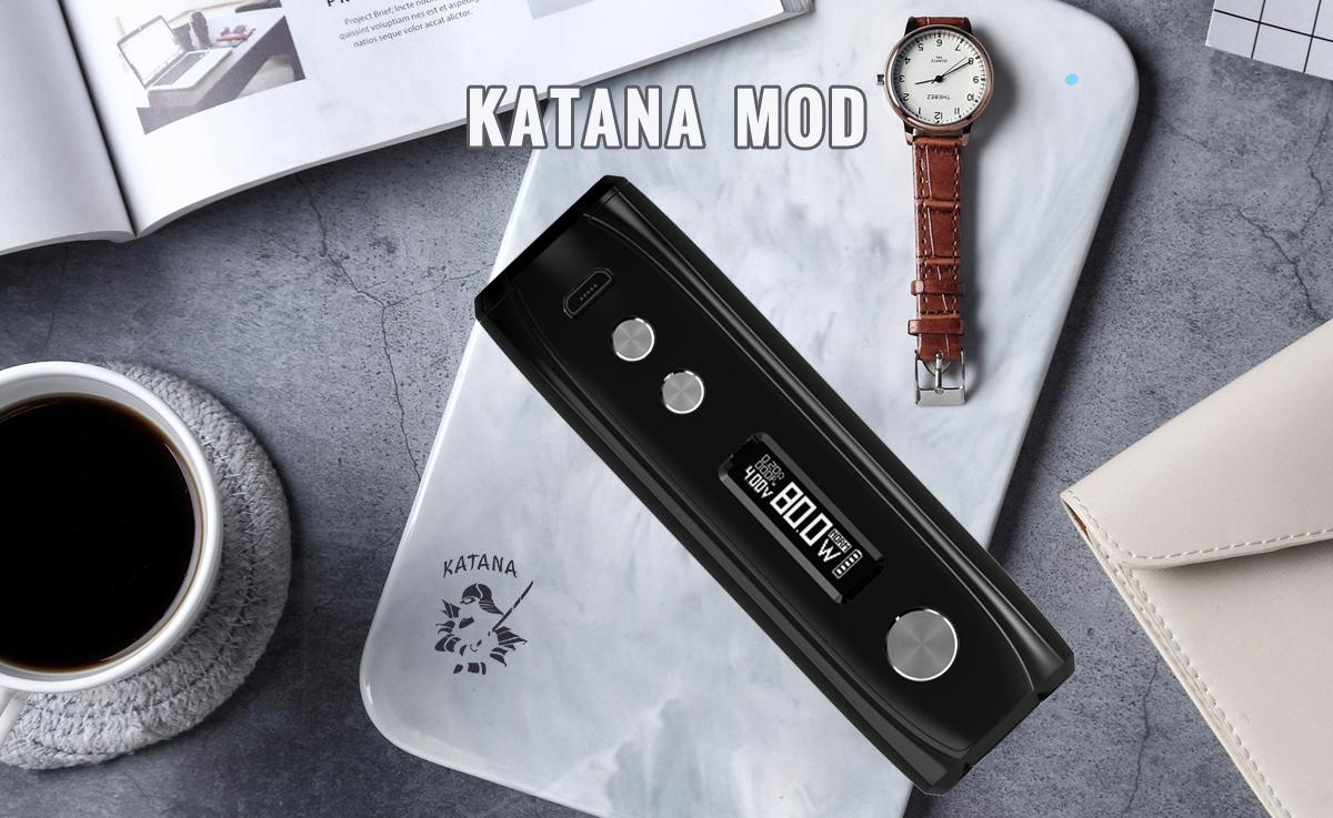 IJOY Katana Mod Feature 1