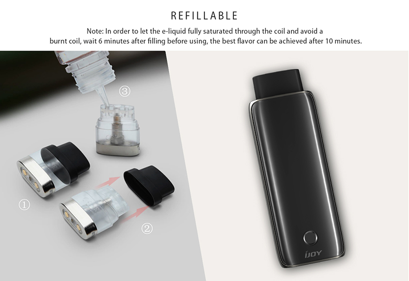 IJOY Neptune Kit Feature 8