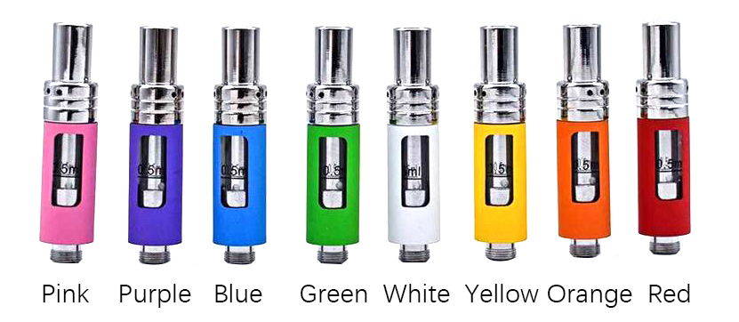 Imini I4 Cartridge Colors