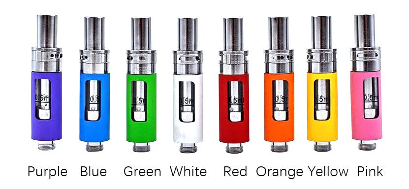 Imini I5 Cartridge Colors