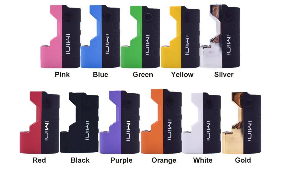 Imini V1 Mod Colors