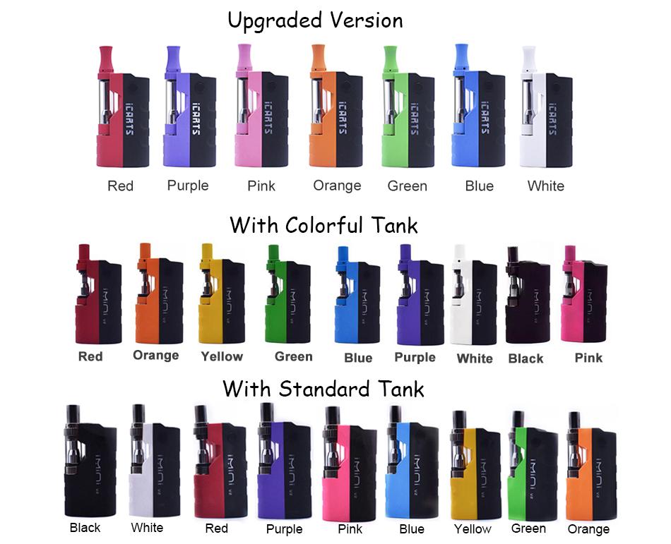 Imini V2 Kit Colors