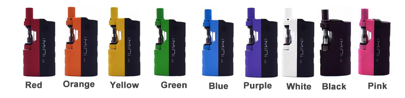 Imini V2 Kit With Colorful Tank Colors