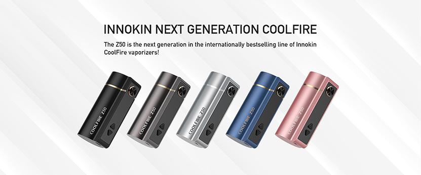 Innokin Coolfire Z50 Kit Feature 6