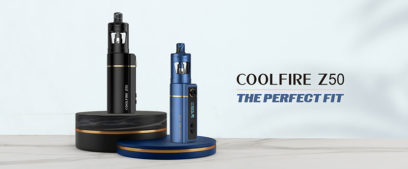 Innokin Coolfire Z50 Kit Feature 4