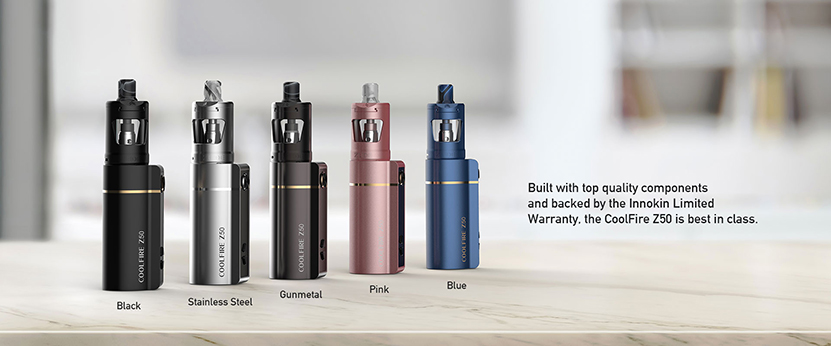 Innokin Coolfire Z50 Kit Feature 5