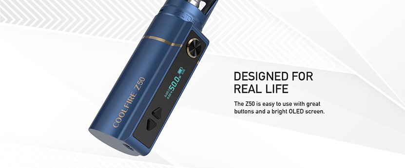 Innokin Coolfire Z50 Mod Feature 5