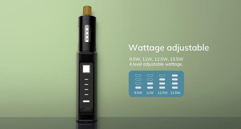Innokin Endura T22 Pro Kit Feature 2