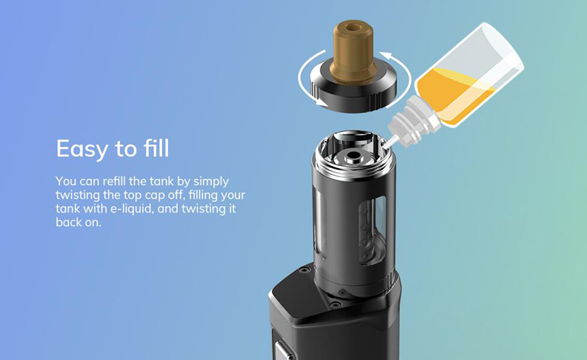 Innokin Endura T22 Pro Kit Feature 3
