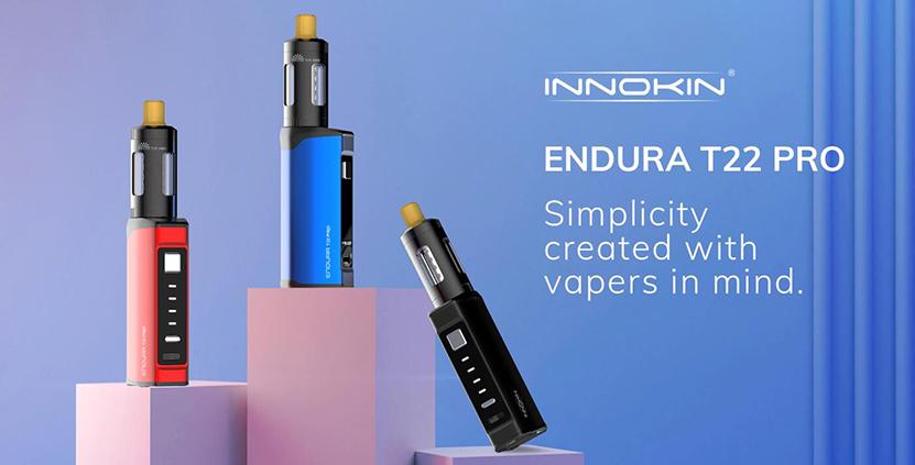 Innokin Endura T22 Pro Kit Feature 5