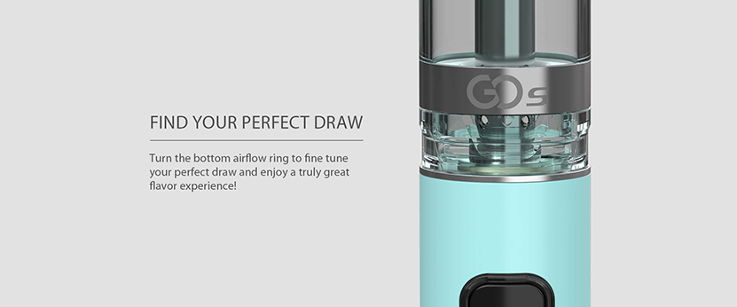 Innokin GO S Disposable Tank Find your perfect draw
