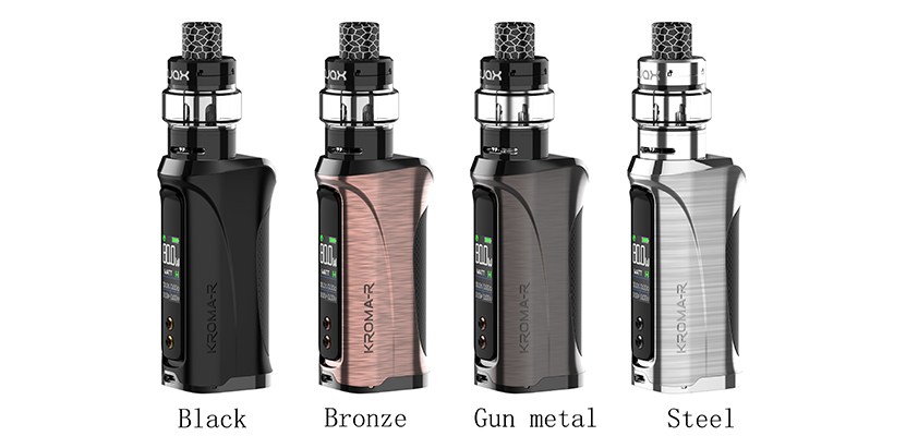 Innokin Kroma R Ajax Kit All Colors