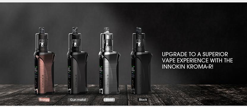 Innokin Kroma R Kit Compact Design