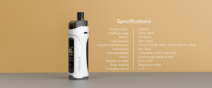 Kroma Z Kit Feature 13