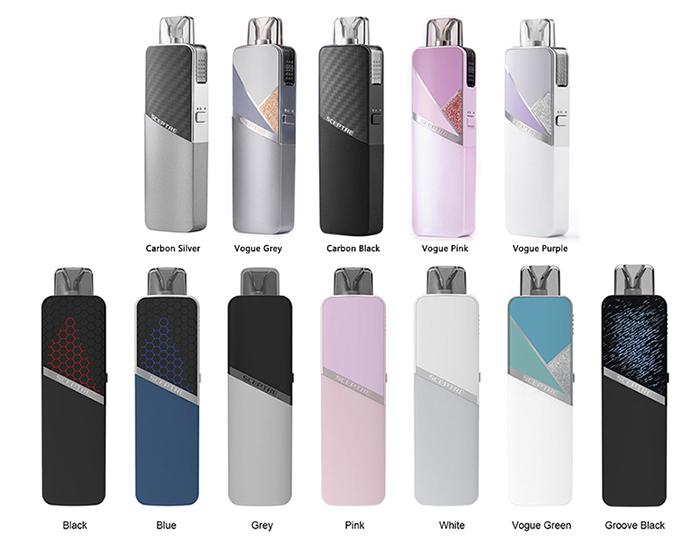 Innokin Sceptre Kit Full Colors