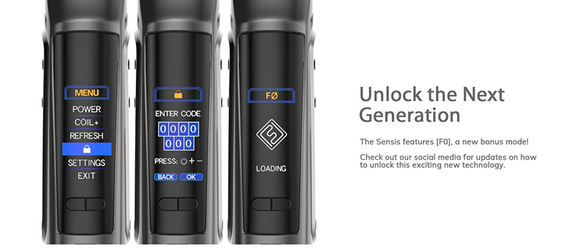 Innokin Sensis Kit Feature 12