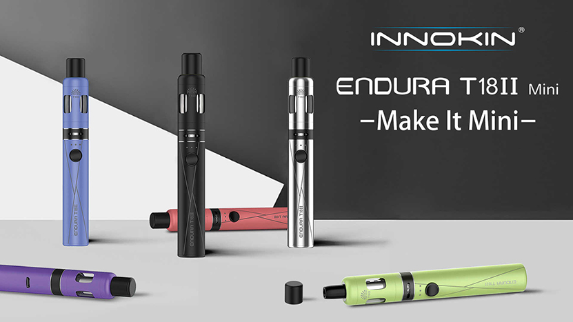 Innokin Endura T18Ⅱ Mini Kit Feature 5