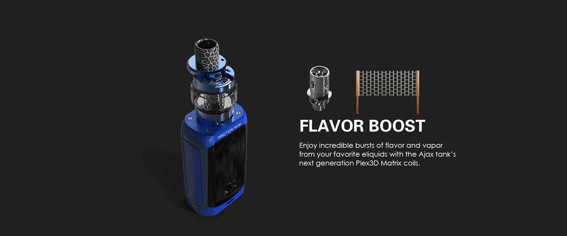 Innokin Proton Mini Ajax Kit Feature 6
