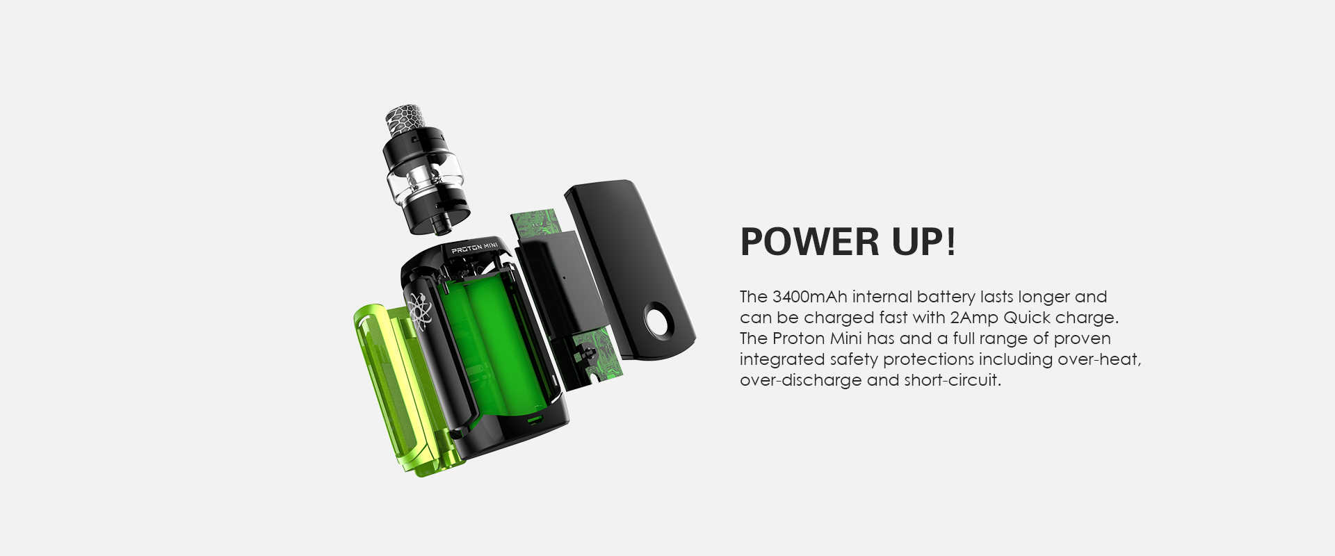 Innokin Proton Mini Ajax Kit Feature 8