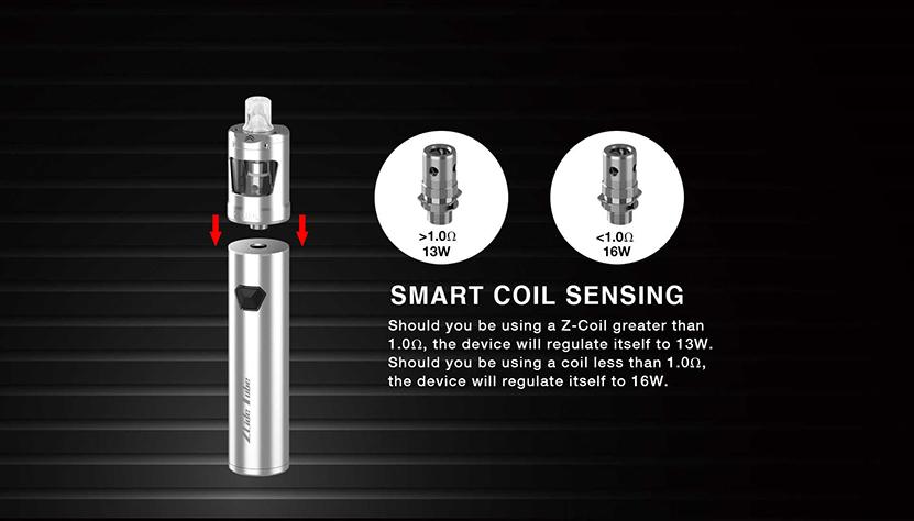 Zlide Tube Pen Kit mart Coils