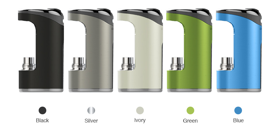 JUSTFOG Compact 14 Battery Colors