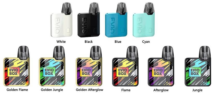 Joyetech EVIO Box Kit Colors
