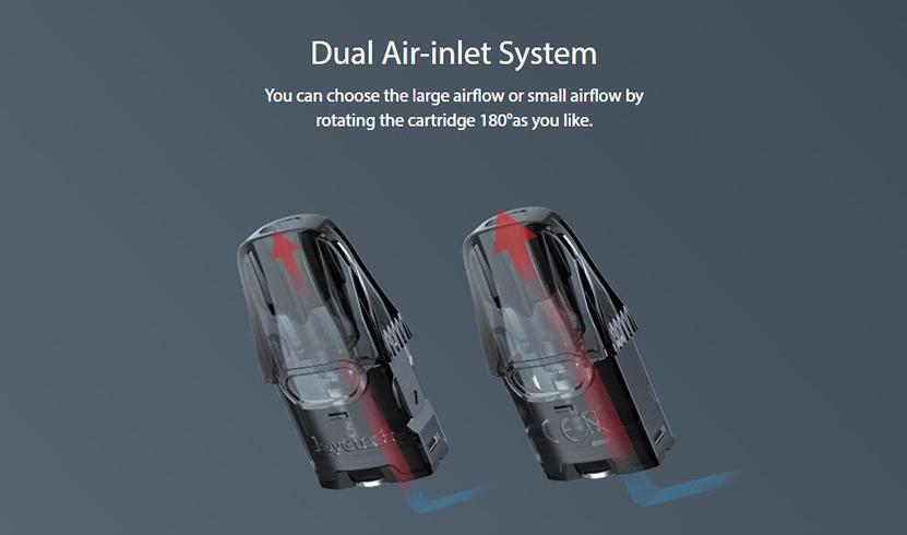 Joyetech EVIO Box Kit Dual Air Inlet System