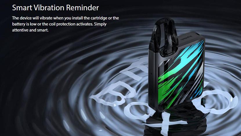Joyetech EVIO Box Kit Vibration Reminder