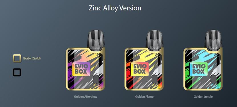 Joyetech EVIO Box Kit Zinc Alloy Version 2