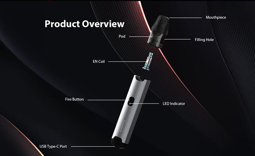 Joyetech EVIO C Kit Feature 8