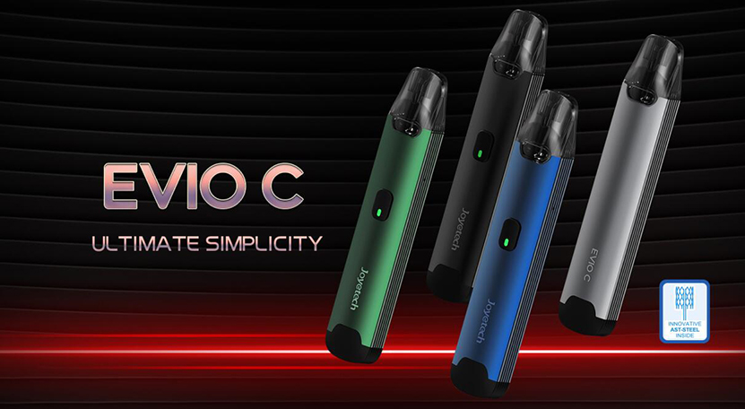 Joyetech EVIO C Kit Feature 10