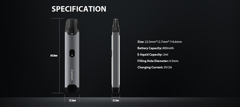 Joyetech EVIO C Kit Feature 11